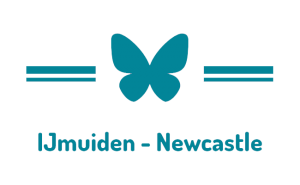 ijmuiden newcastle ferry logo